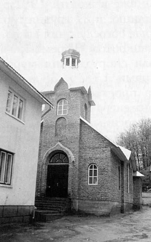 1999 р. Загальний вигляд церкви з…