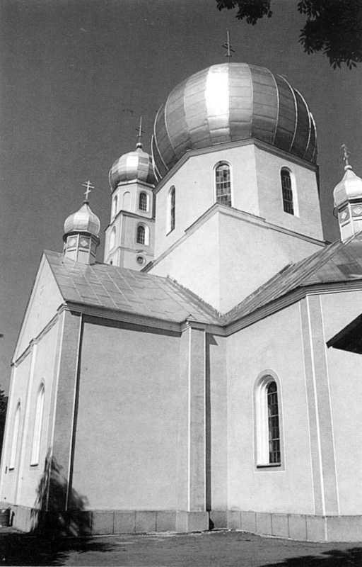 Церква Успіння (нова)