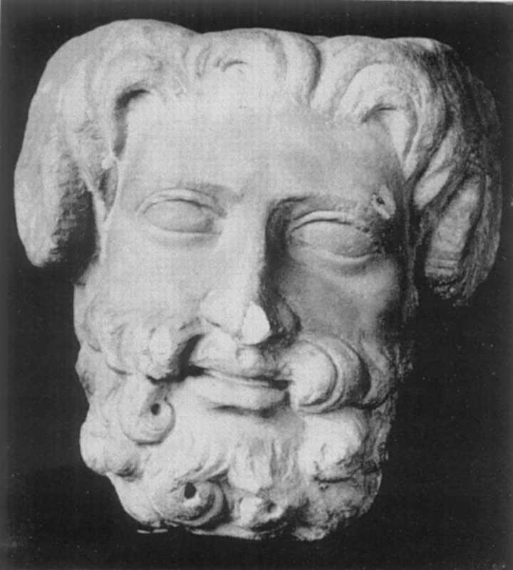 Голова Зевса-Аммона