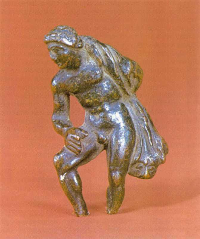 Статуетка Геракла