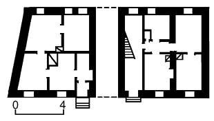 [2003 р.] План другого поверху (№ 20в)