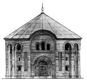 Західний фасад
