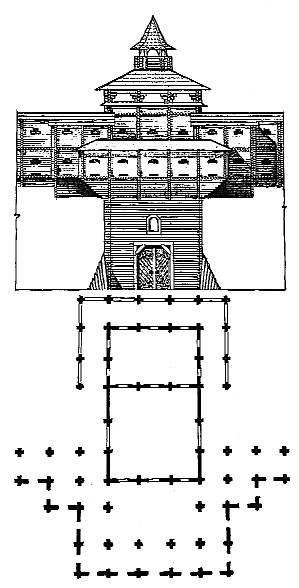Реконструкція М. Сагайдака і В. Шелягова