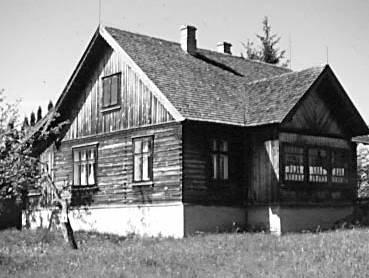 Будинок із с.Коростів