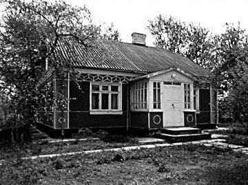 Будинок із с.Березовичі