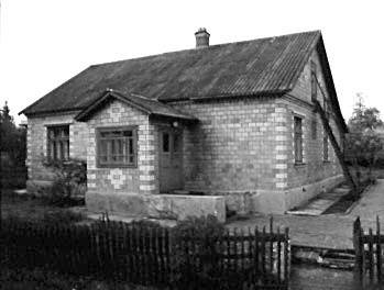 Будинок із м-ка Зарічне