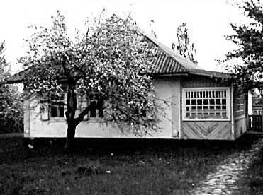 Будинок із с.Ольховчик