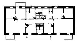 [2003 р.] План другого поверху