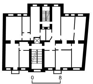 [2003 р.] План третього поверху