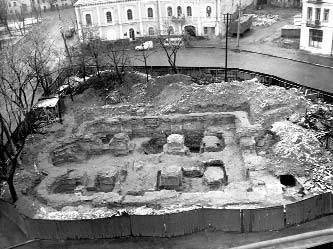 [2003 р.] Загальний вигляд розкопу