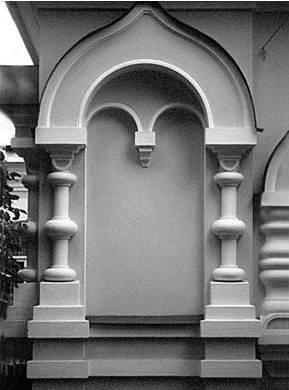 [2003 р.] Декоративна ніша на…