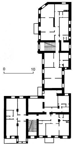 [2003 р.] План третього поверху (№ 12)