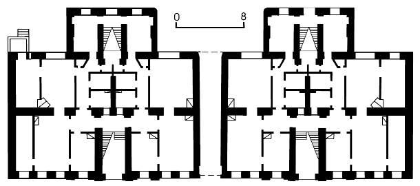 [2003 р.] Первісний план першого поверху