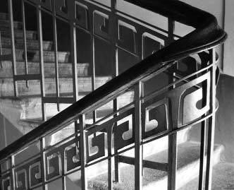 [2003 р.] Коване поруччя сходів