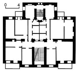 [2003 р.] План другого поверху (№ 29б)