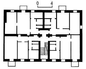 [2003 р.] План другого поверху (№ 32б)