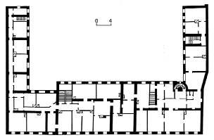 [2003 р.] План другого поверху (№ 8)