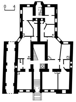 [2003 р.] План першого поверху (№ 78)