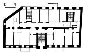 [2003 р.] План другого поверху (№ 112б)