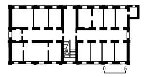 [2003 р.] План першого поверху