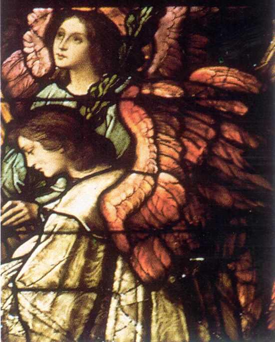 Права нижня група ангелів