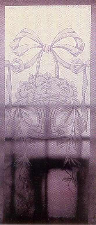 Вітраж сходової клітки