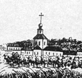 Невідома церква 1