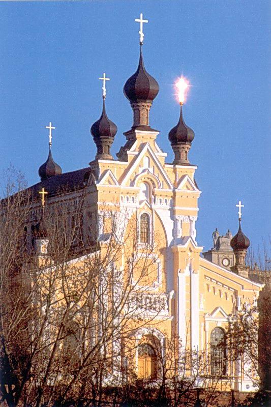 1998 р. Західний фасад. Вигляд з…
