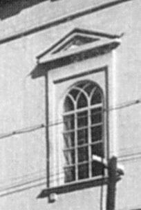 Вікно 2-го поверху 1-го ярусу