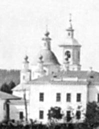 Церква Різдва. Вигляд з північного сходу