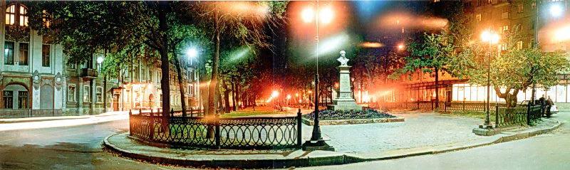 1999 р. Панорама пл.Поезії