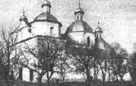 Церква Св. Михаїла. с. Білосток