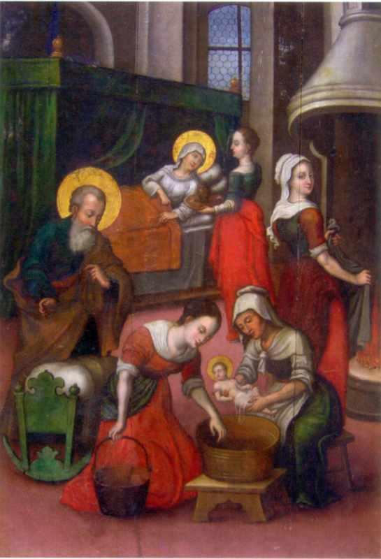 Різдво Богородиці. 1722 р. Іконостас…
