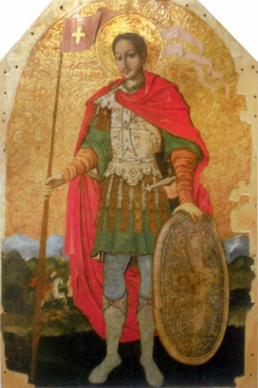 Святий Великомученик Георгій, с. Окорськ