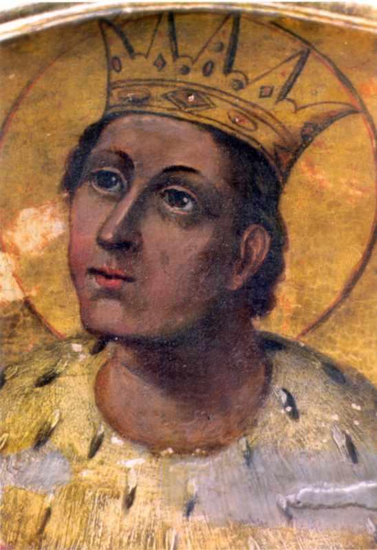 Голова царя Соломона до реставрації
