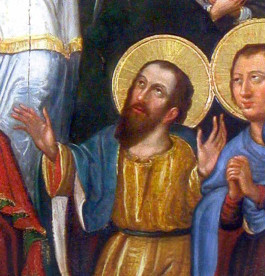 Півпостаті апостолів
