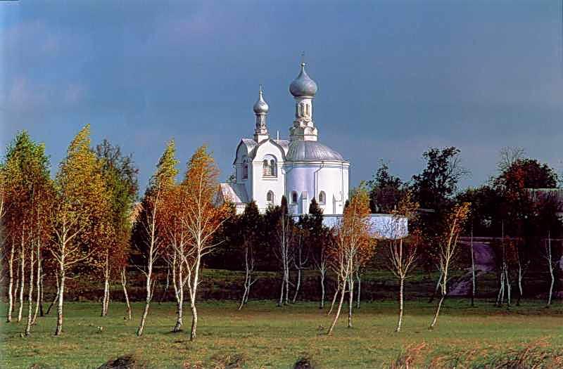 Церква св.Василя (ротонда)