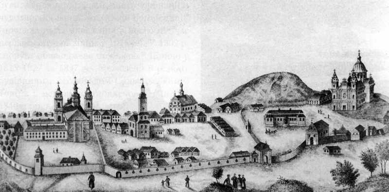 Панорама Холма 1763 р.