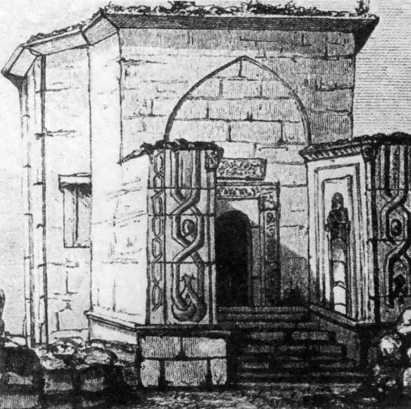 1880-і рр. Загальний вигляд з півдня