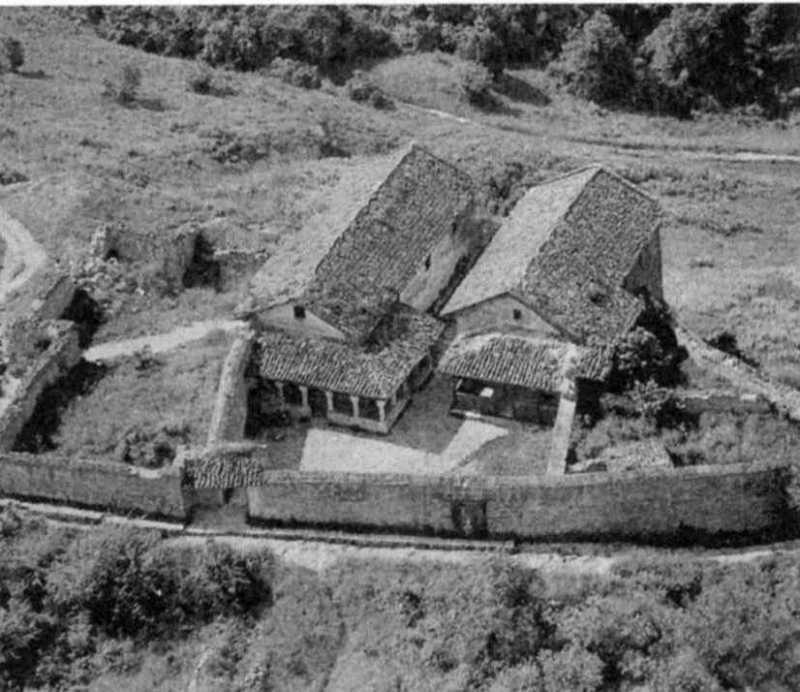 1993 р. Аерофотознімок кенас