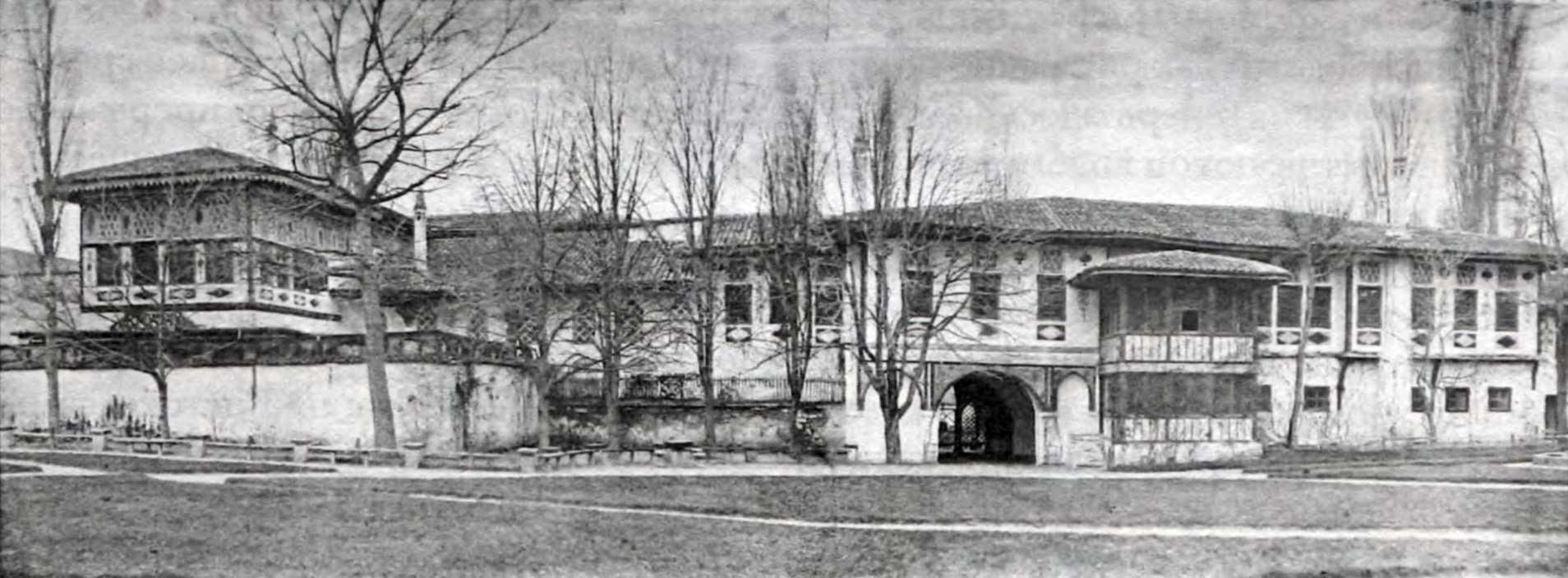 1880 р. Загальний вигляд зі сходу