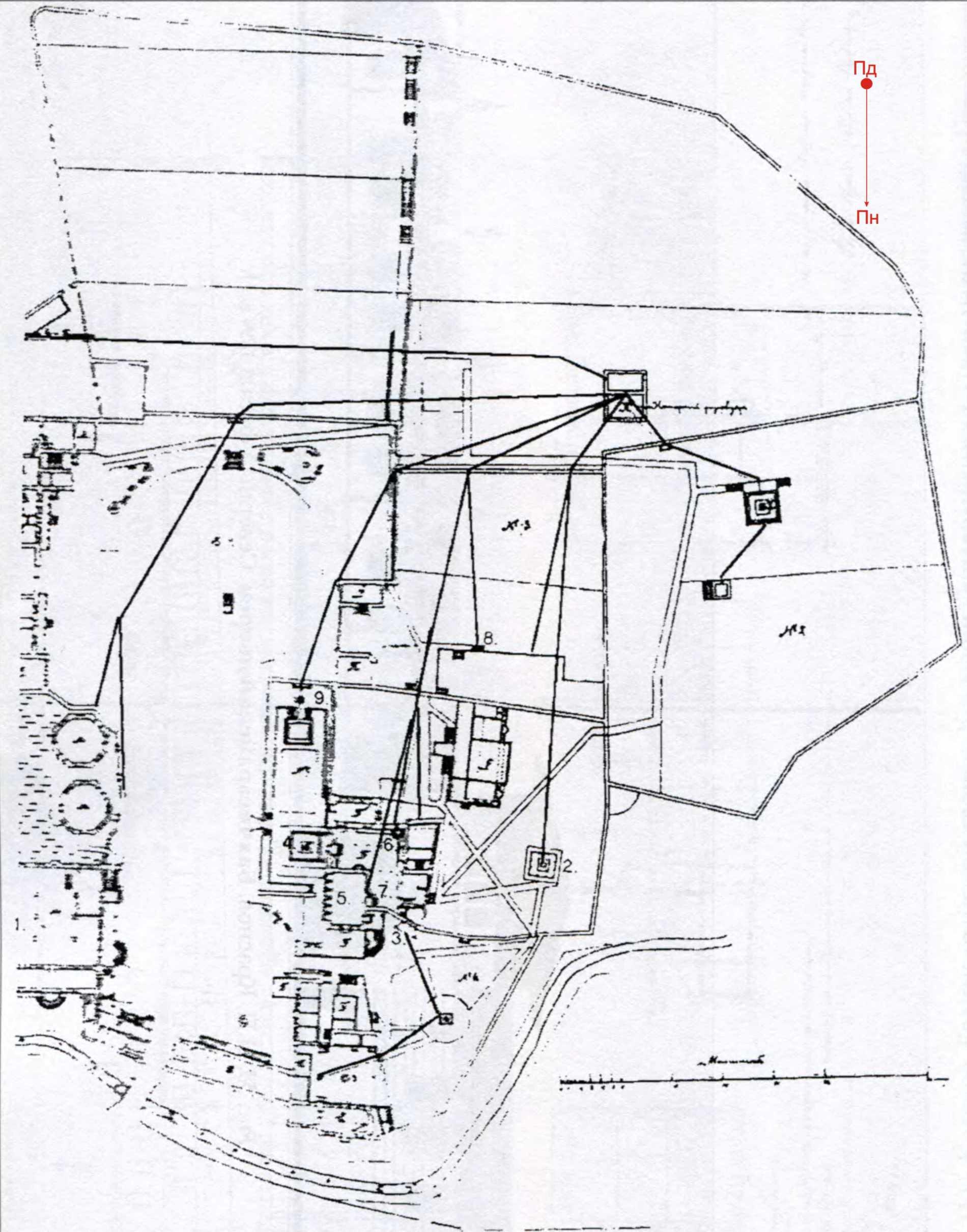 1894 р. План водогонів