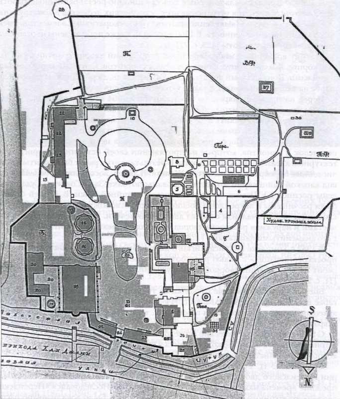 1960-і рр. Генеральний план