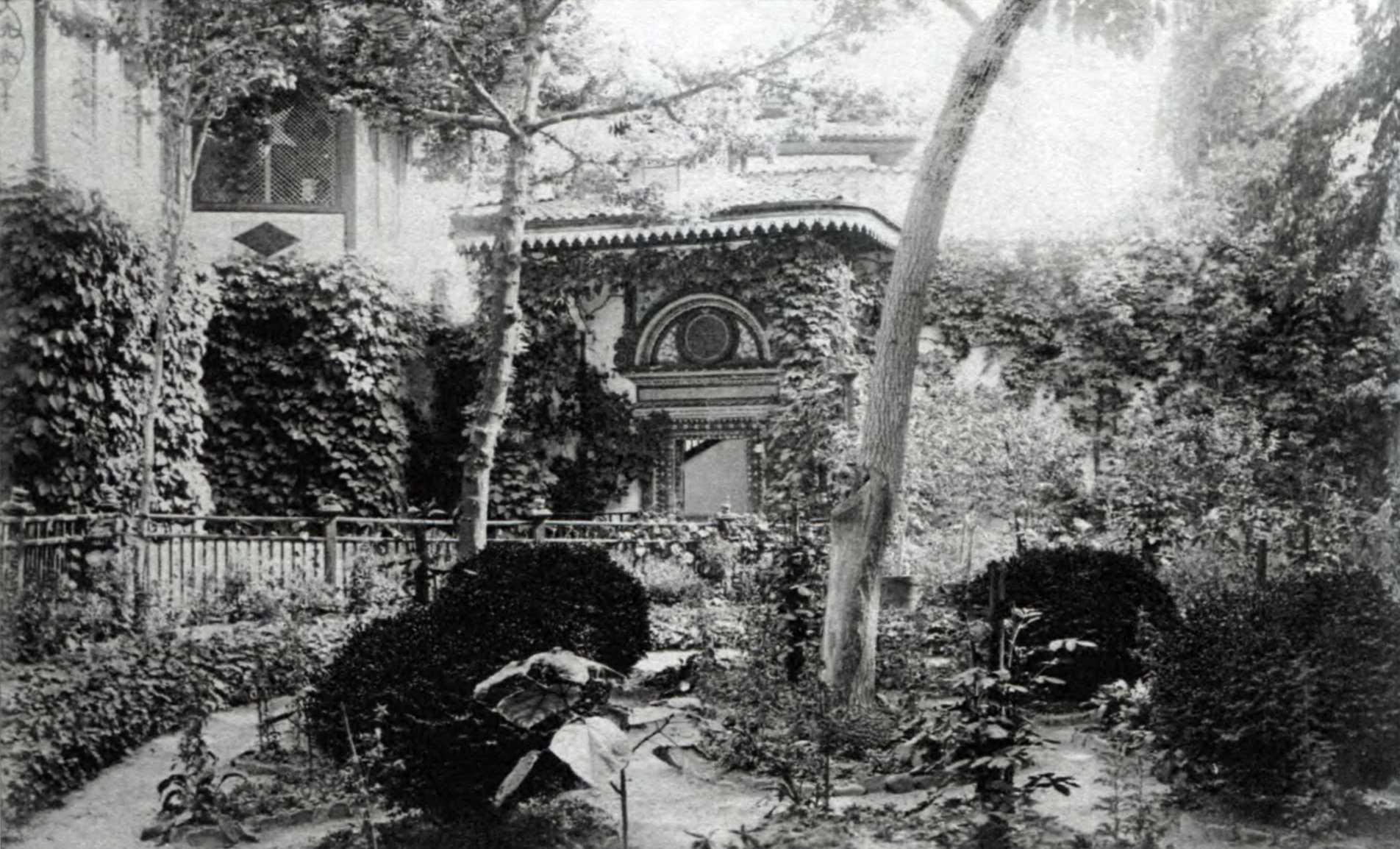 1900-і рр. Вигляд з півночі