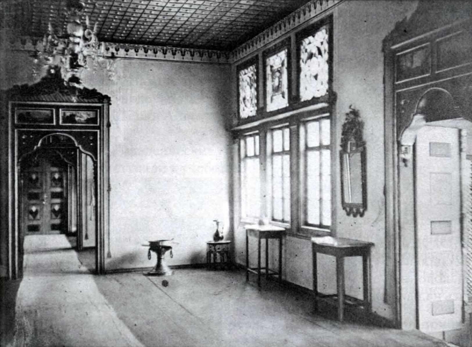 1880-і рр. Інтер'єр кімнати перед…