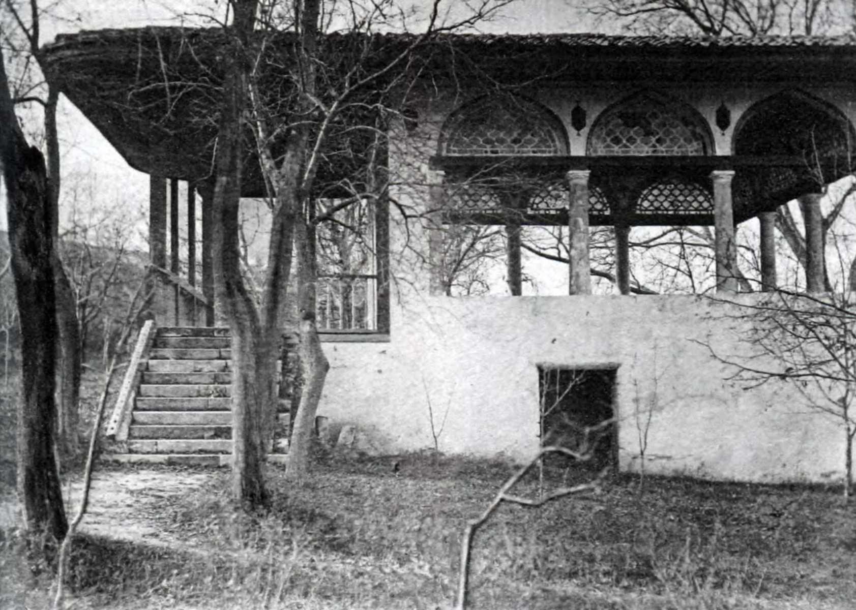 1880-і рр. Загальний вигляд з півночі