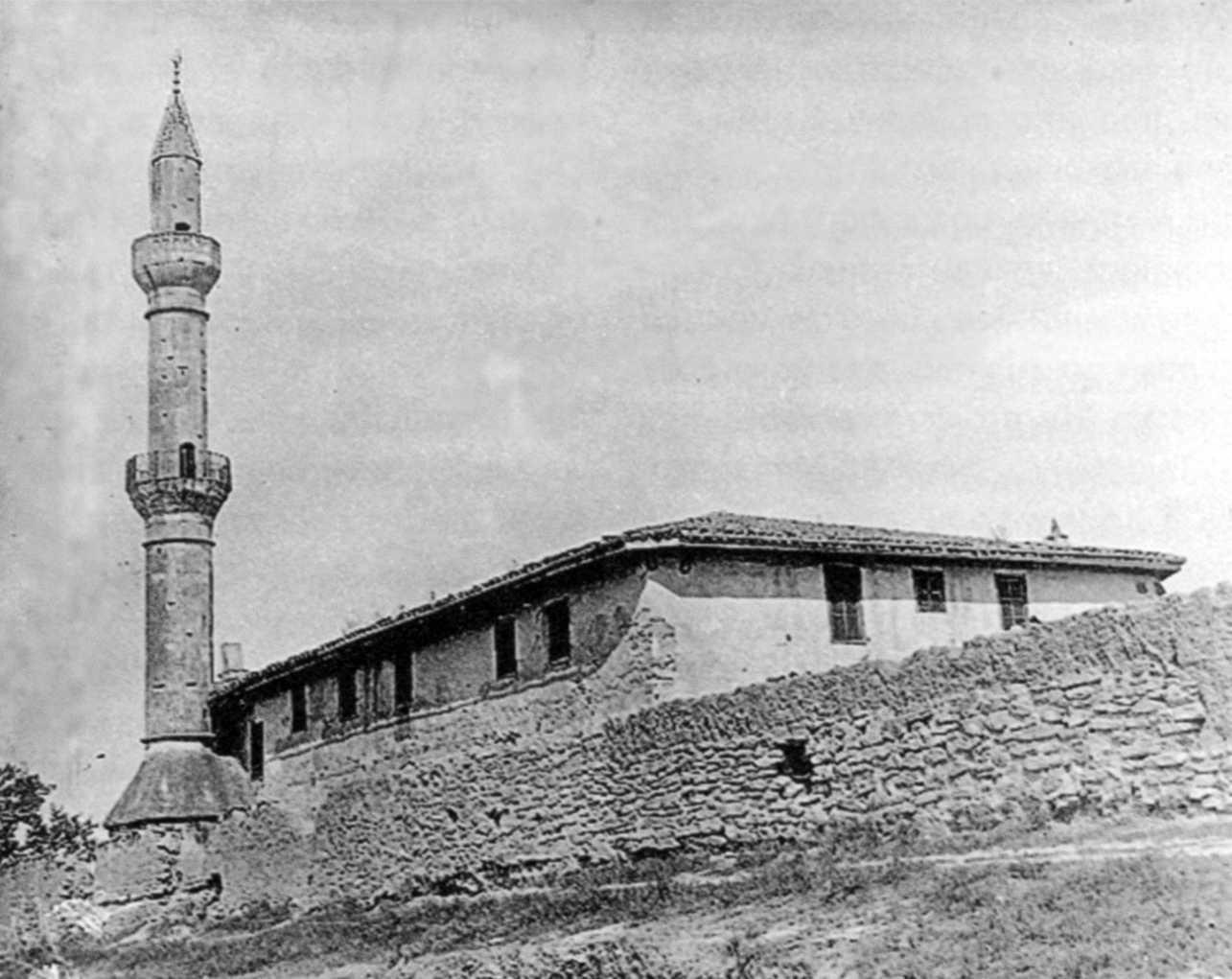 Мечеть Хан-Джамі