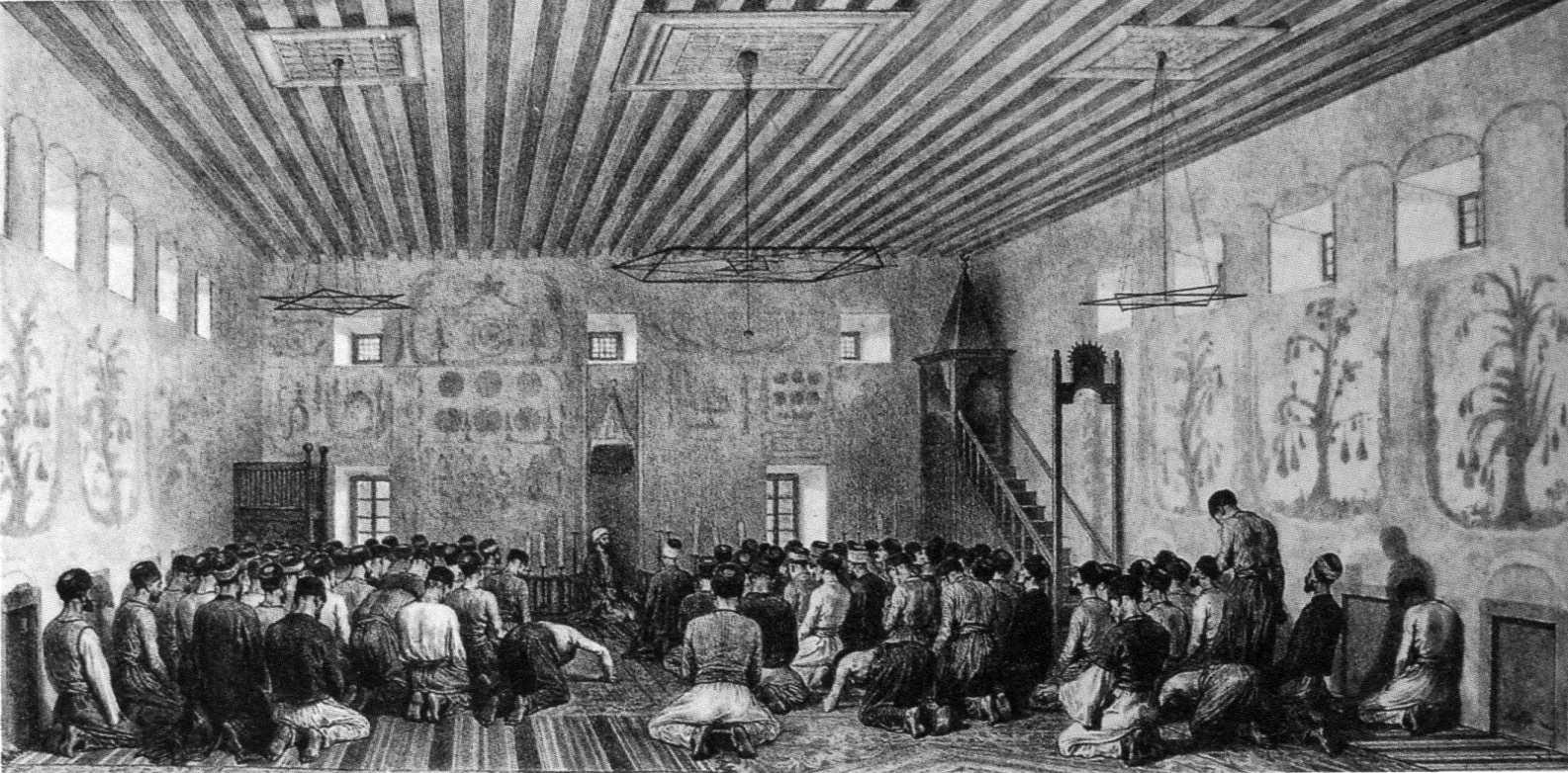 1837 р. Інтер'єр