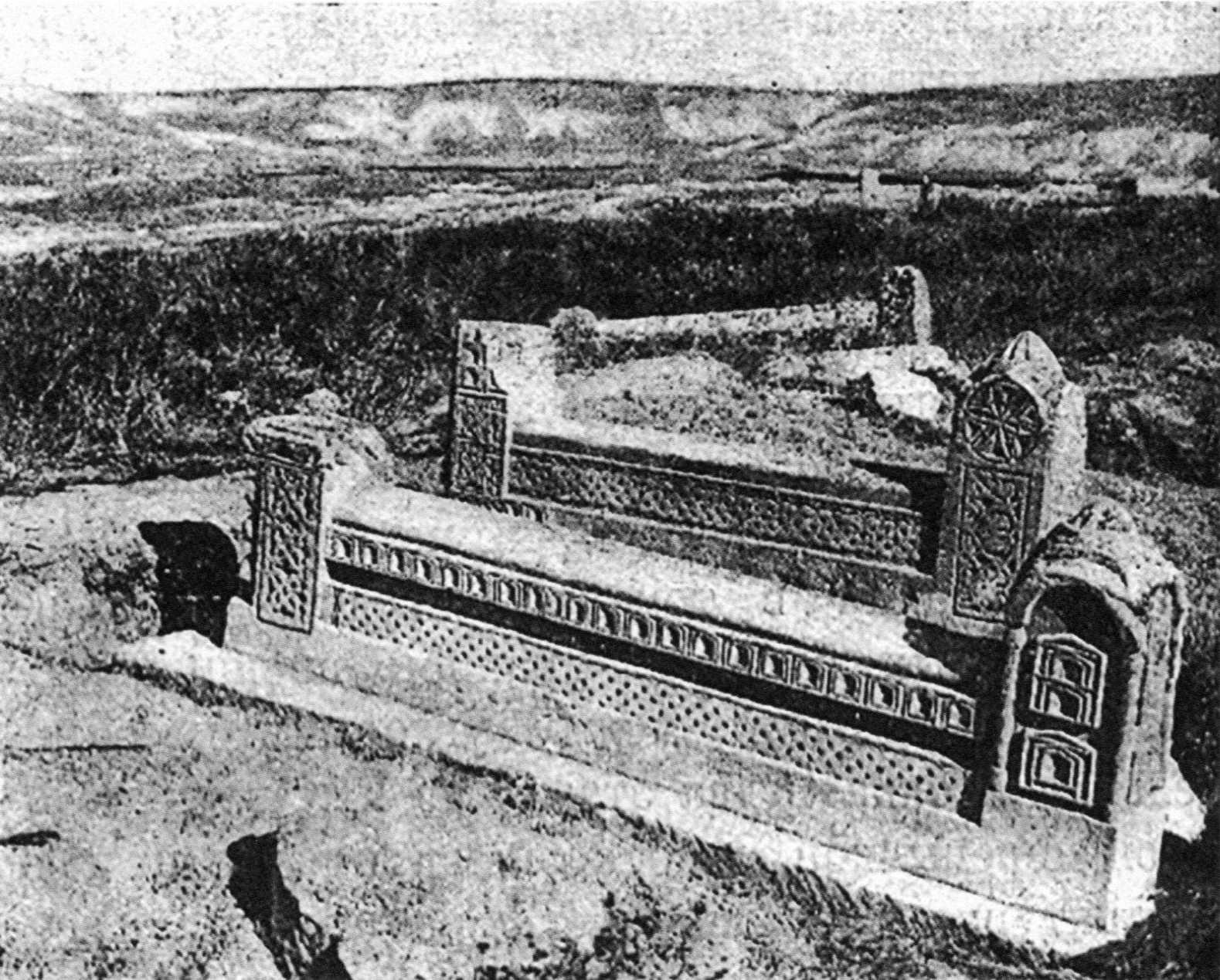 Цвинтар Кирк-Азизлер