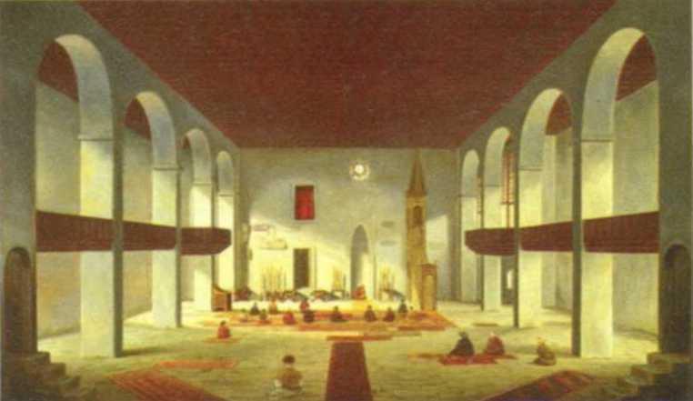 1846 р. Інтер'єр